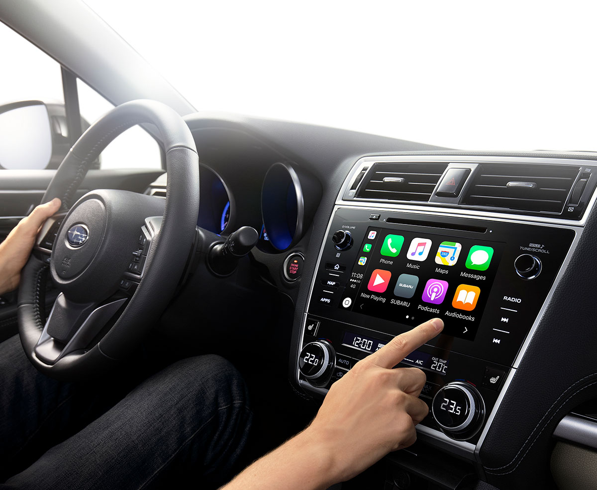 Android Auto i Apple CarPlay